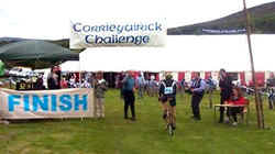 Take part in the Corrieyairack Challenge - Fort Augustus to Kincraig - 17mile walk and 43 mile mountain bike race or be at the finish, enjoy the Kincraig Village Fete and welcome the cyclists back! First Saturday in July.