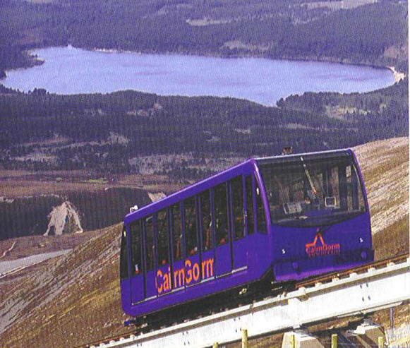 Take the funicular - the highest and fastest mountain railway in Scotland - to the Ptarmigan. Restaurant for lunch and see the mountain exhibition. Why not try the Sunset Dining or Ceilidh evenings during the summer months and watch the sun setting.
